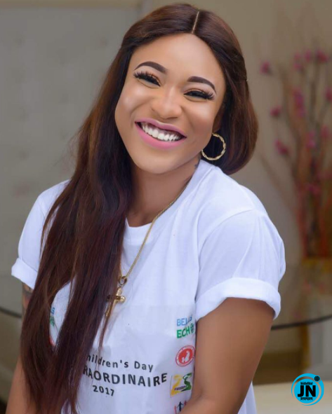 Actress Tonto Dikeh Reveals Despite Been Celibate, She Still Takes Good Care Of Her Man From The Bedroom.